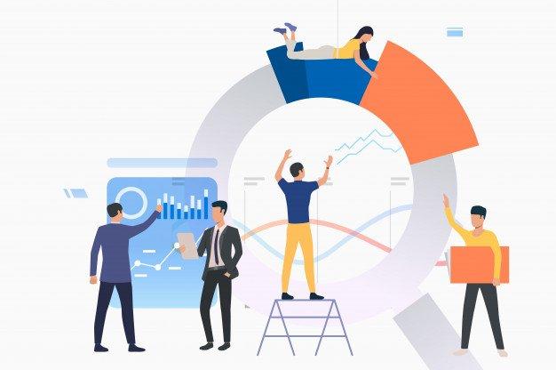 tipos de servicios de agencia de marketing digital